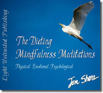 Mindfulness Meditations for Dieting by Jon Shore